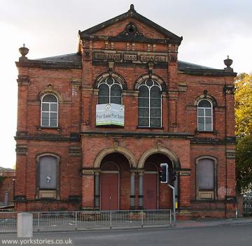 19th century chapel