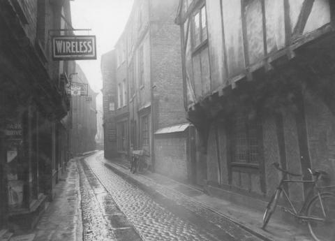 Newgate, York, 1930s. (c) City of York Council