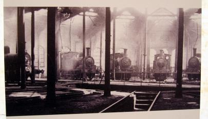 Photo - York roundhouse exhibition