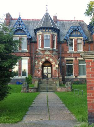 Handsome Victorian villa