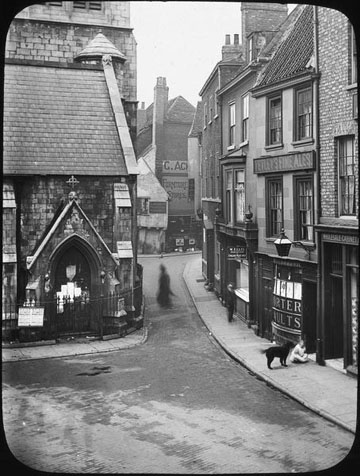 Old photo, York