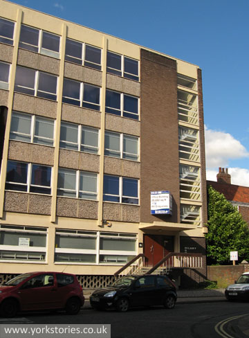 1960s office block