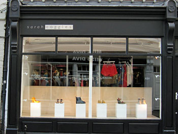 Window display/shopfront