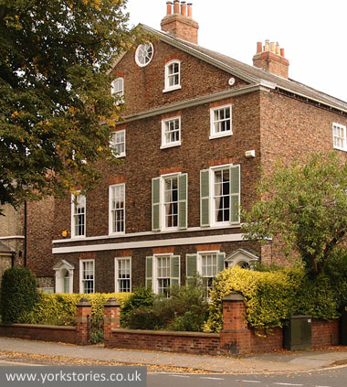 House on Clifton, York