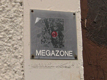 A reminder of Megazone