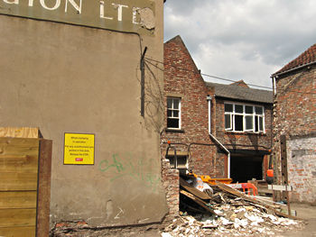 Harvey-Scruton building redevelopment
