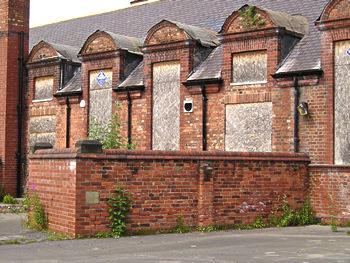 Shipton Street School buildings