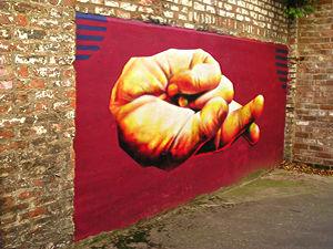 Clifton graffit art – image 3