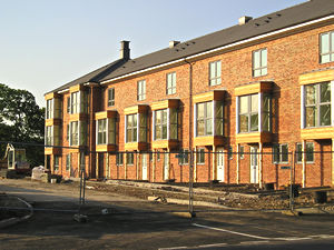 New housing – Heworth Green