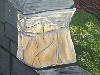 Hungate outdoor art exhibition, 2010, York