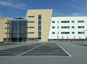 York College – and car park