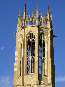 All Saints – lantern tower
