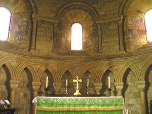 St Felix – interior of apse