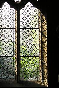 Holy Trinity – window