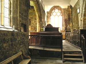 Interior view 2 – Holy Trinity, Goodramgate