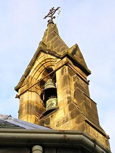 Bellcote, St Edmund's, Knapton