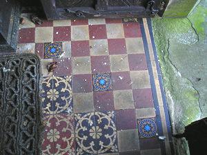 St Edmund, Knapton, porch – 1