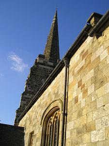 St Andrew, Rillington, exterior view