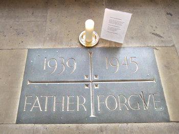 1939-1945. Father forgive.