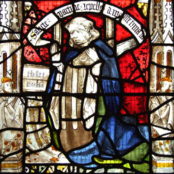 St Martin window, c1437, St Martin le Grand, York