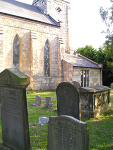 From the churchyard