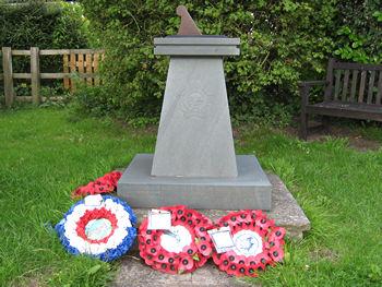 East Moor memorial