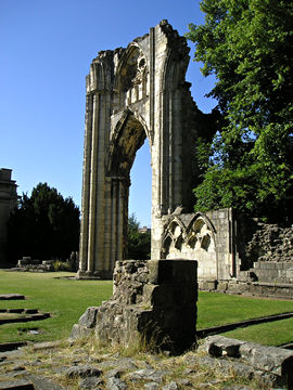 St Mary's Abbey, Museum Gardens