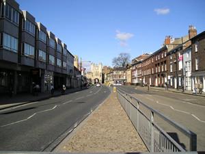 Blossom Street view