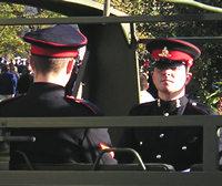 By the Memorial Gardens, 13 November 2005