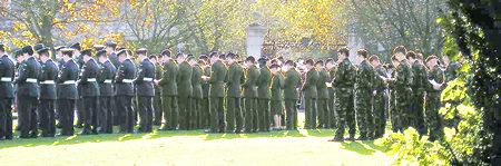 Service of Remembrance, 13 November 2005, York