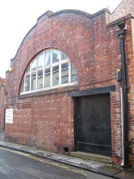 Old brewery building, Ogleforth
