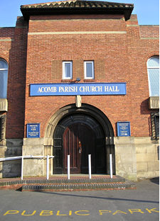 Acomb Parish Church Hall