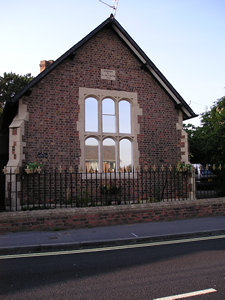 Former church school, Acomb