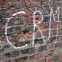 Graffiti – 'CRM'