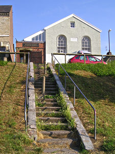 Steps and Friends Meeting House