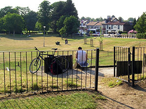 View of Acomb Green