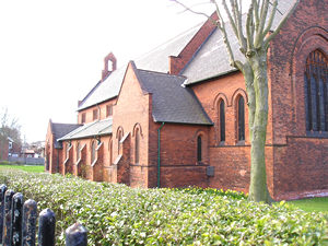 St Barnabas Church