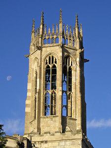 All Saints' lantern tower