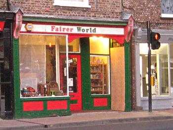 Fairer World, Gillygate