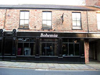 Bohemia, Micklegate