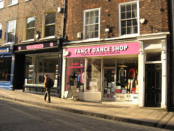 Fancy Dance Shop, Micklegate