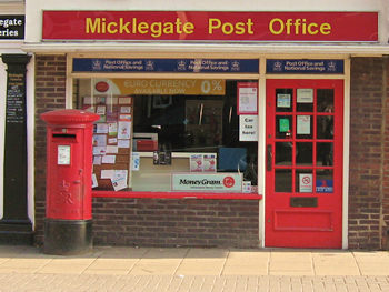 Micklegate Post Office
