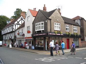 Corner of Micklegate and Priory Street