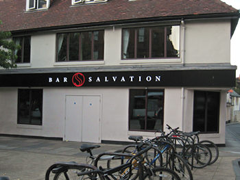 Bar Salvation