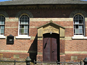Methodist chapel, Sledmere