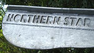 Bridge detail – 'Northern Star'