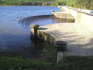 Fewston Reservoir dam